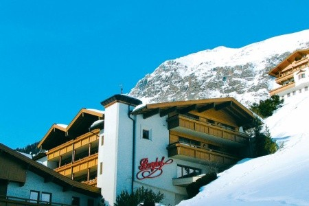 Berghof Hintertux Crystal Spa & Sport - Last Minute a dovolená