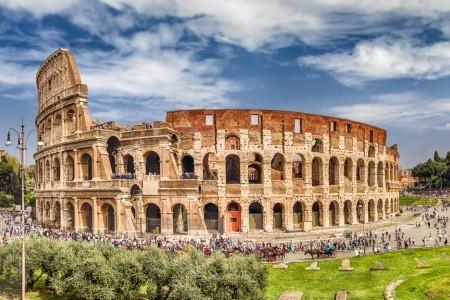 5denní Řím (60I+65I) - Hotel - poznávací zájezdy
