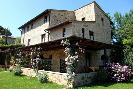 Rezidence Borgo Al Cerro - Zkrácené Termíny