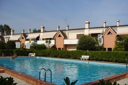 Rezidence Nuovo Sile - v červenci