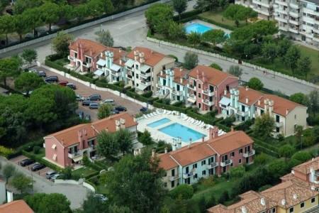 Residence Le Briccole - Cavallino - v červenci