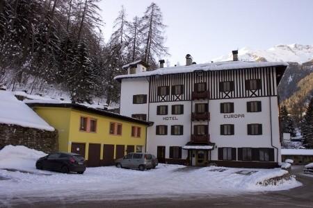 Hotel Europa - levně