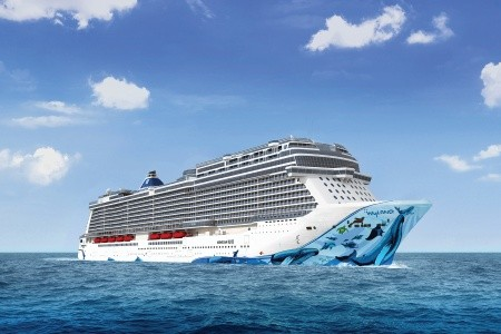 Usa, Kanada Ze Seattlu Na Lodi Norwegian Bliss - 393975990