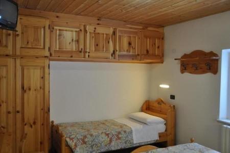 Hotel Casa Alpina - v březnu