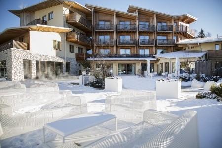 Blu Hotel Natura & Spa - v únoru