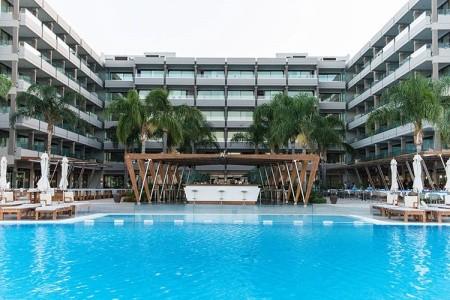 Hotel Alimounda Mare, Řecko, Karpathos