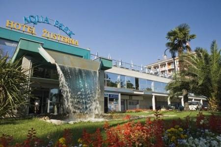 Aquapark Hotel Žusterna, Slovinsko,