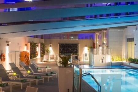 Holiday Inn Doha Snídaně