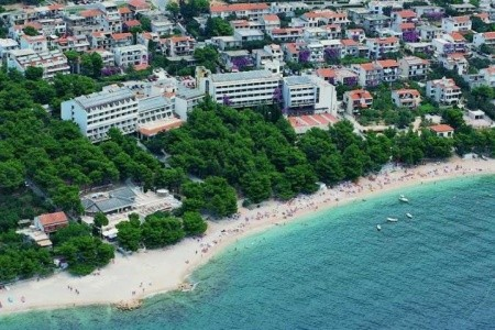 Biokovka, Chorvatsko, Makarska