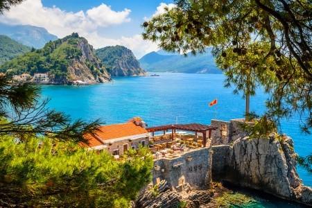 To nejlepší z Černé Hory + NÁRODNÍ PARKY + SKADARSKÉ JEZERO  - v září