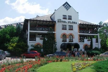 Hotel Flóra - zimní dovolená
