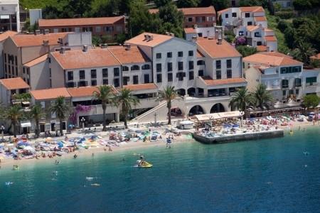 Hotel Podgorka - u moře