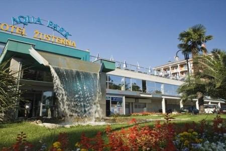 Hotel Aquapark Žusterna Polopenze