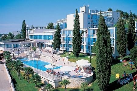 Zorna Hotel - All Inclusive, Chorvatsko, Poreč