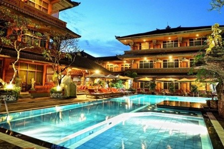 Wina Holiday Villa, Bali, Kuta Beach