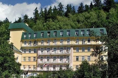 Lázeňský Hotel Vltava - Last Minute a dovolená