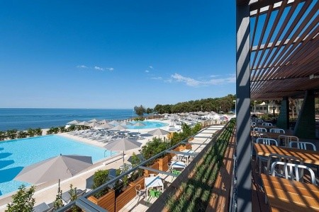 Resort Amarin Studia S Polopenzí, Chorvatsko, Rovinj
