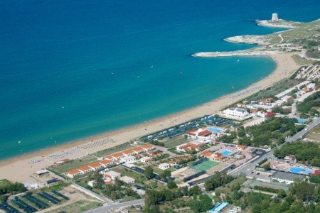 Residence Sun Bay - Vieste - autobusem