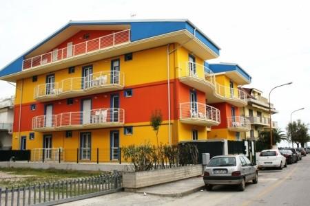 Residence Playa Martin - Martinsicuro - Villa Rosa - vily