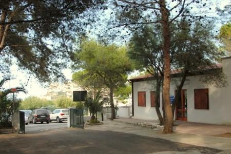 Residence Monte Pucci - Peschici - v srpnu