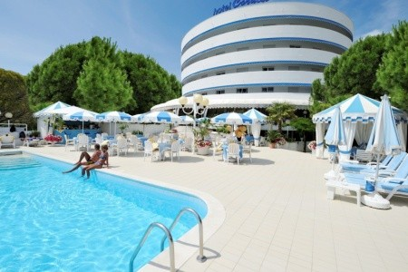 Hotel Corallo**** - Bibione Spiaggia - Itálie  - dovolená