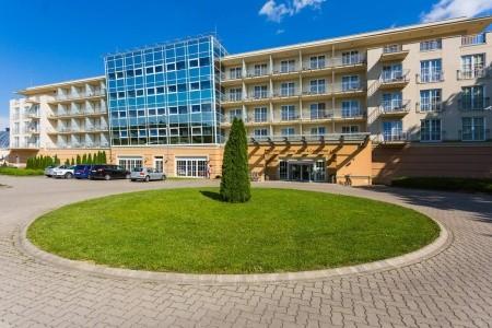 Hotel Gotthard Therme - v říjnu