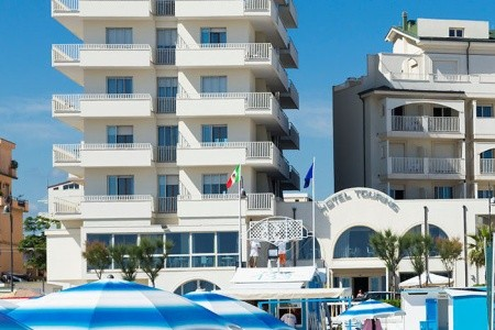 Hotel Touring**** - Rimini Miramare - Last Minute a dovolená