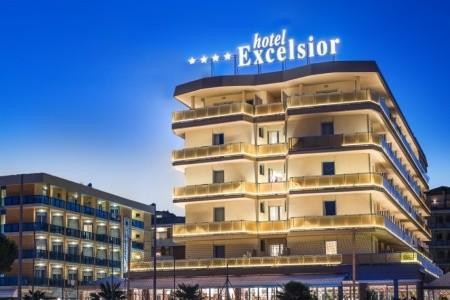 Hotel Excelsior**** - Bibione Spiaggia - Plná penze