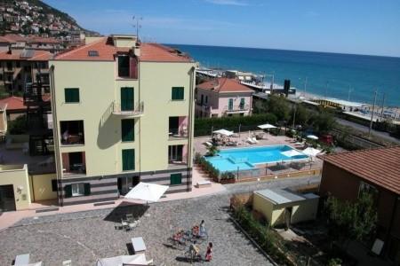 Residence Le Saline - Borgio Verezzi, Itálie, Ligurská riviéra