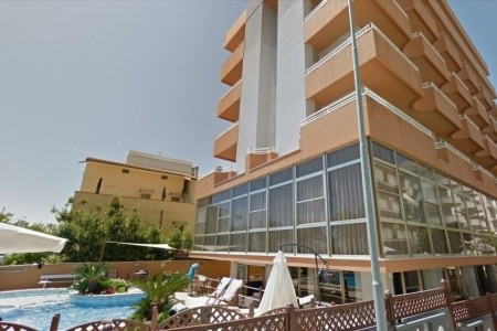 Hotel Baltic*** - Alba Adriatica - Last Minute a dovolená