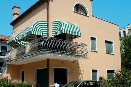 Vila Emma - Jesolo Lido Centro - ubytování v soukromí