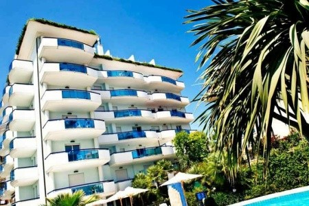 Residence Oltremare - San Benedetto Del Tronto - Last Minute a dovolená