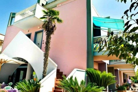 Residence Mediterraneo - San Benedetto Del Tronto - Marche 2021 | Dovolená Marche 2021