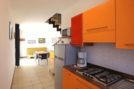 Residence Quercia - Caorle Lido Altanea, Itálie, Veneto (Benátská riviéra)