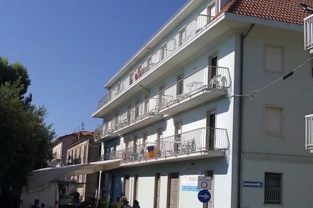 Residence Stella Marina - Cupra Marittima - Marche 2021 | Dovolená Marche 2021