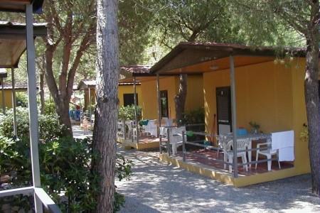 Camping Villaggio Sole E Mare - Nisporto - Elba 2021 | Dovolená Elba 2021