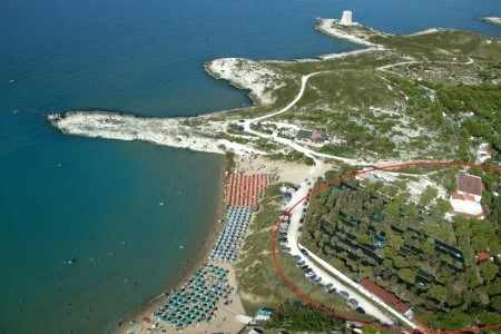 Villaggio Rosa Baia Falcone*** - Vieste - letní dovolená