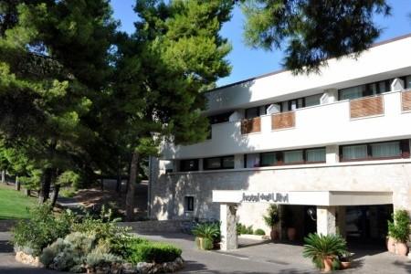Pugnochiuso Resort - Hotel Degli Ulivi*** - Vieste - plná penze