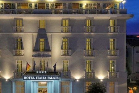 Hotel Italia Palace**** - Lignano Sabbiadoro - Last Minute a dovolená