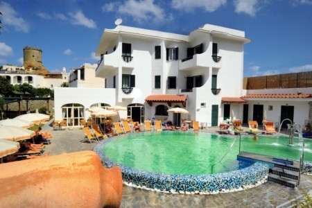 Hotel Park Victoria*** - Forio, Itálie, Ischia