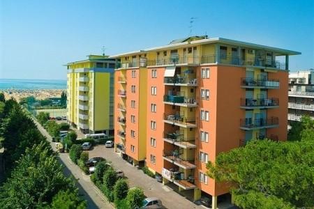 Residence Aurora A (Dodavatel 2) - Bibione Spiaggia - Last Minute a dovolená