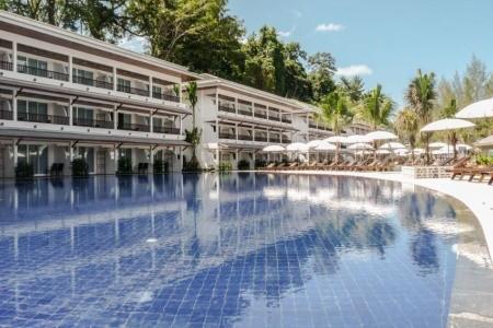 Tui Sensimar Khao Lak Beach Front Resort - letecky all inclusive