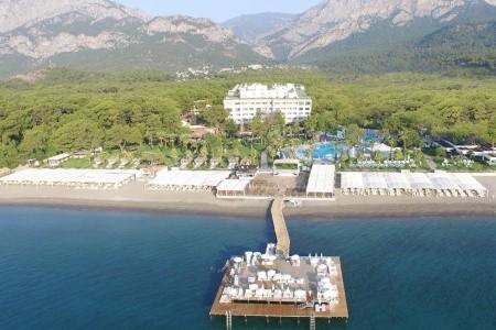 Mirada Del Mar, Turecko, Kemer