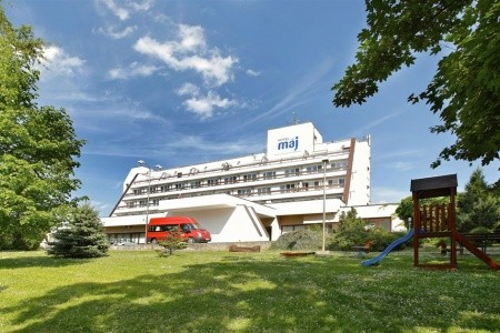 Medical Wellness Hotel Máj - Piešťany