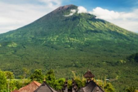 Dobrodružné Bali: Výšlap na posvátný vulkán Agung