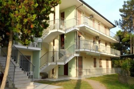 Residence Cortina (Dodavatel 2) - Rosolina Mare - Veneto (Benátská riviéra)  - Itálie