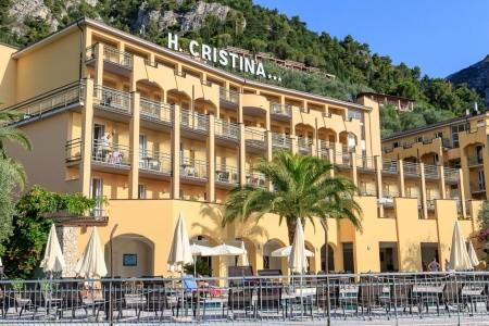 Hotel Cristina Lago Di Garda - Lago di Garda  - Itálie