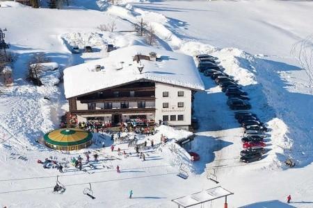 Landhotel Salzburger Dolomitenhof - na horách