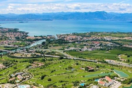 Residence Golf - Lago di Garda 2020/2021 | Dovolená Lago di Garda 2020/2021