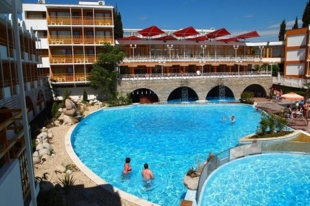 Nessebar Beach Hotel, Bulharsko, Slunečné Pobřeží